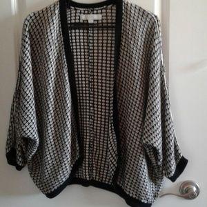 Ann Taylor Loft sweater cardigan sz M
